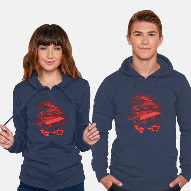 Serial Killer Toolbox-unisex pullover sweatshirt-Matt_Dearden