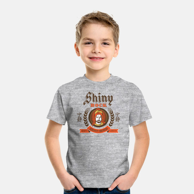 Shiny Bock Beer-youth basic tee-spacemonkeydr