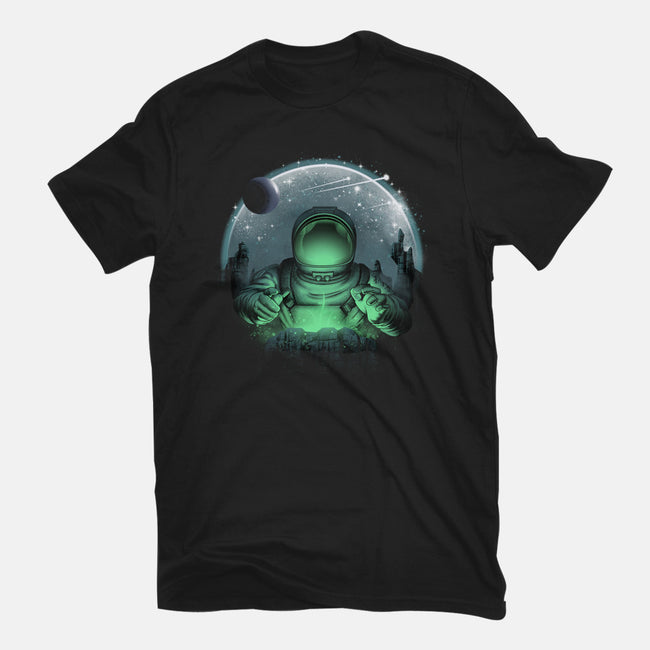 Sign of Life-mens heavyweight tee-vp021