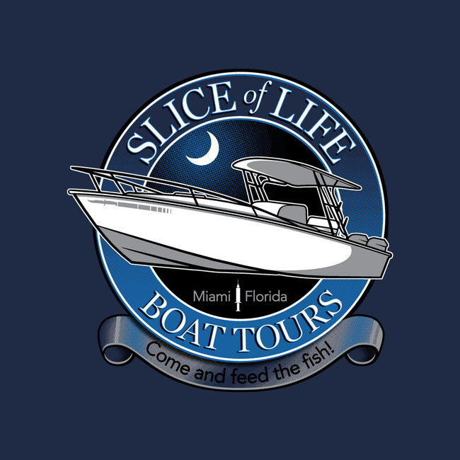 Slice of Life Tours-mens premium tee-RubyRed