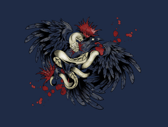 Snake and Raven