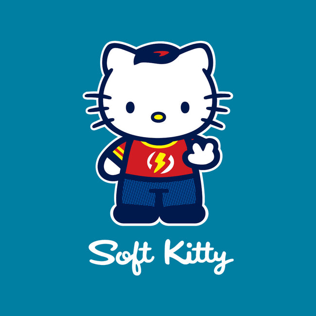 Soft Kitty-youth basic tee-WinterArtwork