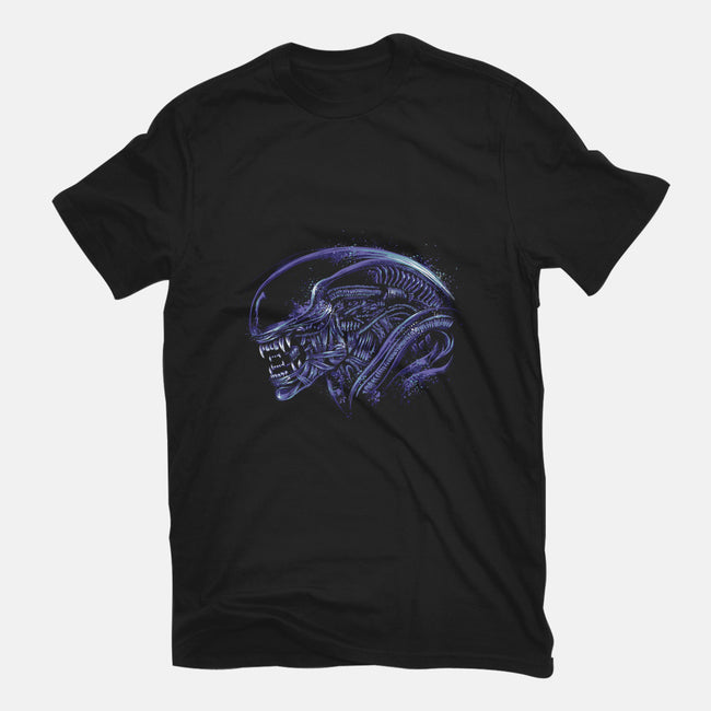 Space Nightmare-mens heavyweight tee-DrMonekers