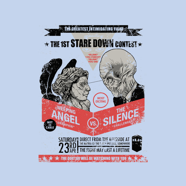 Stare Down Contest-none glossy sticker-zerobriant