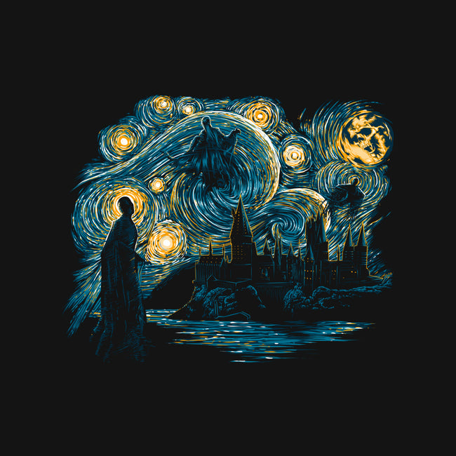 Starry Dementors-mens heavyweight tee-ddjvigo
