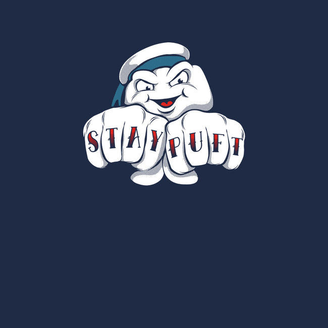 Stay Puft-none glossy sticker-RBucchioni
