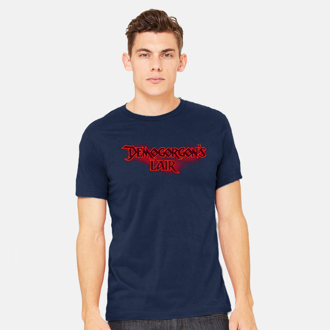 Stranger Lair-mens heavyweight tee-DCLawrence