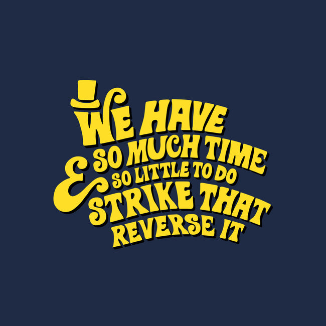 Strike That... Reverse It-youth basic tee-deanlord