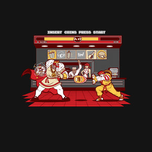 Super Meat Fighter