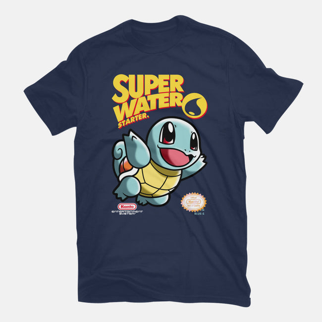 Super Water Starter-mens heavyweight tee-Barbadifuoco