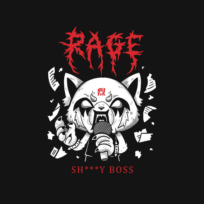 Rage Mood-unisex basic face mask-paulagarcia