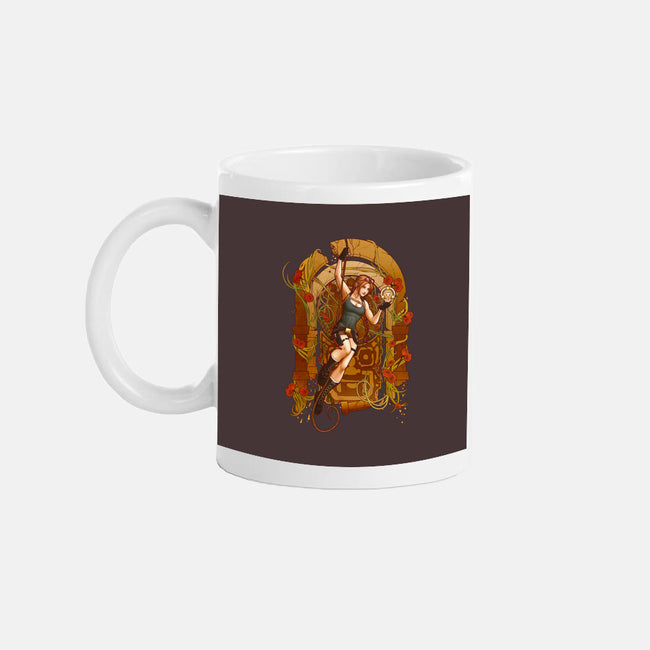 Raider Pour Le Scion-none glossy mug-steevinlove