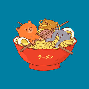 Ramen and Cats