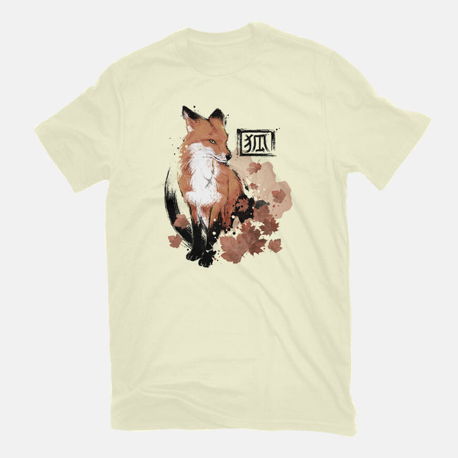 Red Fox-youth basic tee-xMorfina