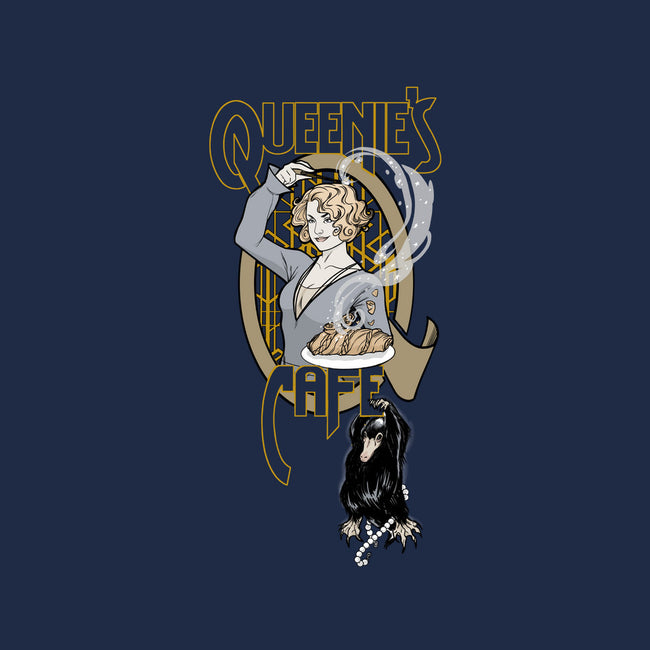 Queenie's Cafe-none matte poster-hodgesart
