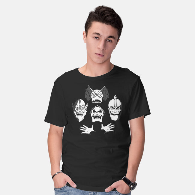 Bo-He-Man Rhapsody-mens basic tee-RyanAstle