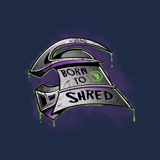 Born to Shred-mens basic tee-Bamboota