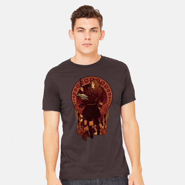Brightest Witch of Her Age-mens heavyweight tee-MeganLara