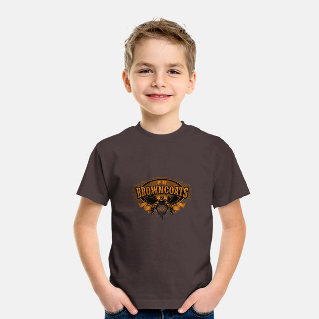 Browncoats Forever-youth basic tee-WinterArtwork
