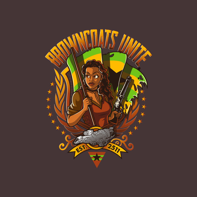 Browncoats Unite!-womens fitted tee-Bamboota