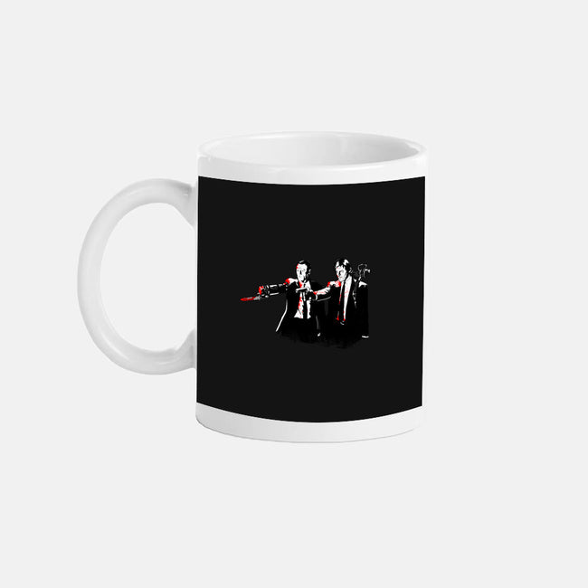 Dixon Fiction-none glossy mug-AtomicRocket