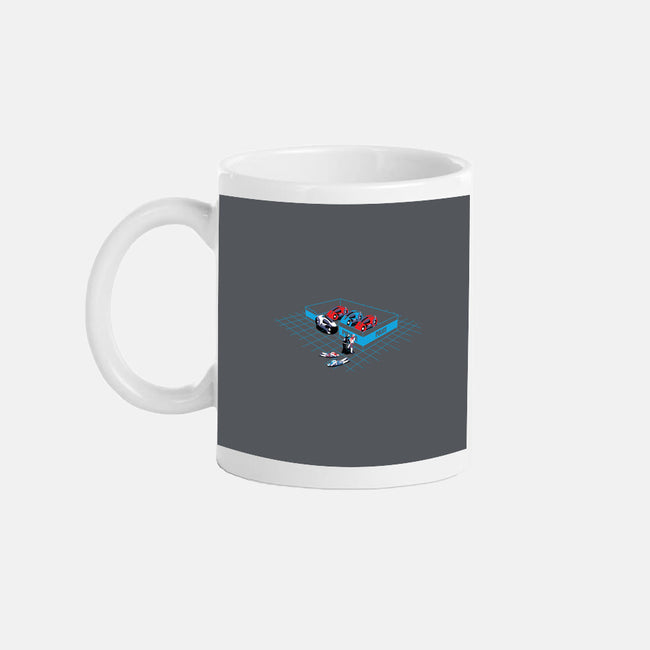 End of Line-none glossy mug-Matt_Dearden