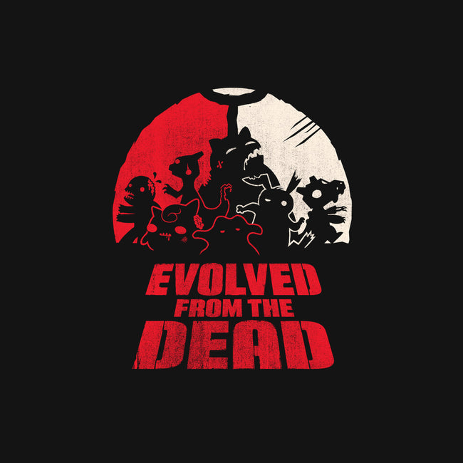 Evolved from the Dead-none matte poster-jublin