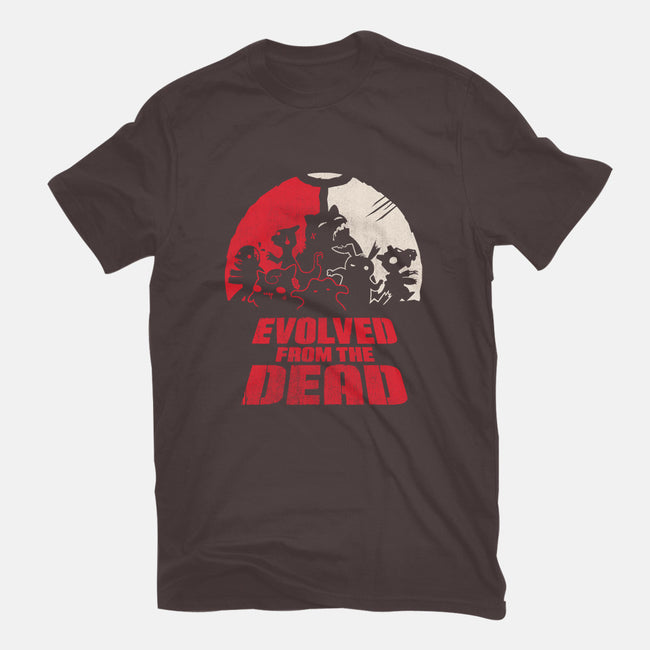 Evolved from the Dead-mens premium tee-jublin