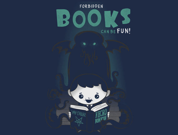 Forbidden Books are Fun!