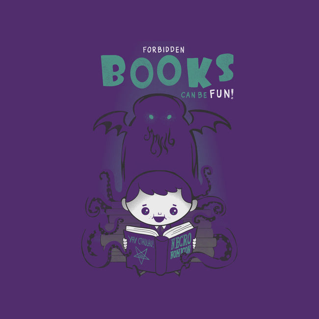 Forbidden Books are Fun!-youth basic tee-queenmob