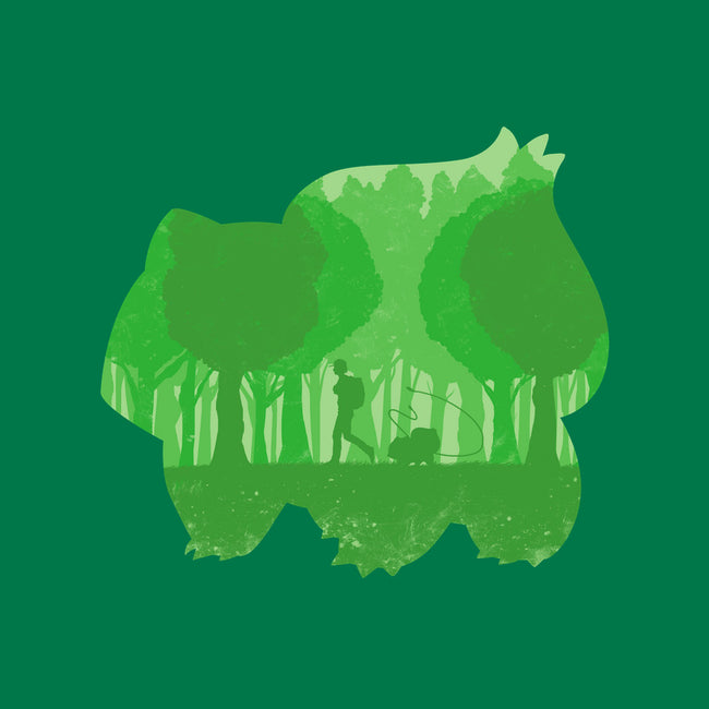 Green Companion-unisex basic tank-Whitebison