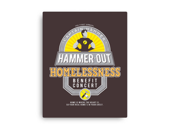 Hammer-Out Homelessness