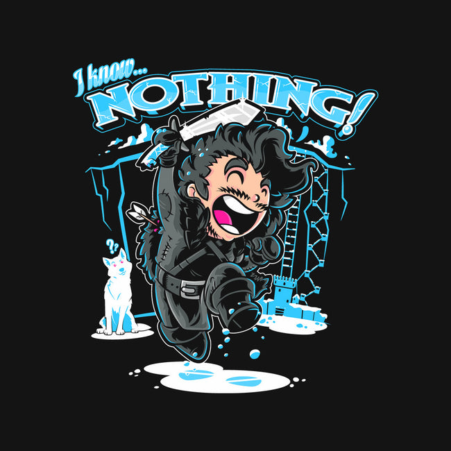 I Know Nothing!!!-mens heavyweight tee-AtomicRocket