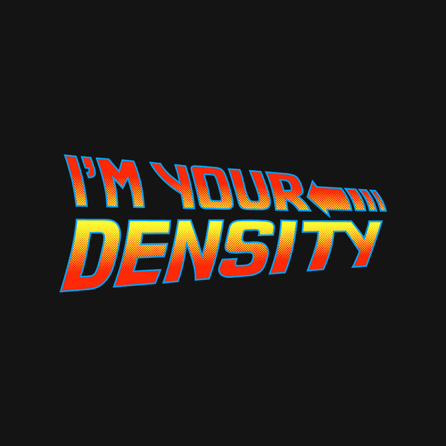 I'm Your Density-unisex basic face mask-Aaron A. Fimister