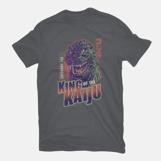King of the Kaiju-mens basic tee-cs3ink