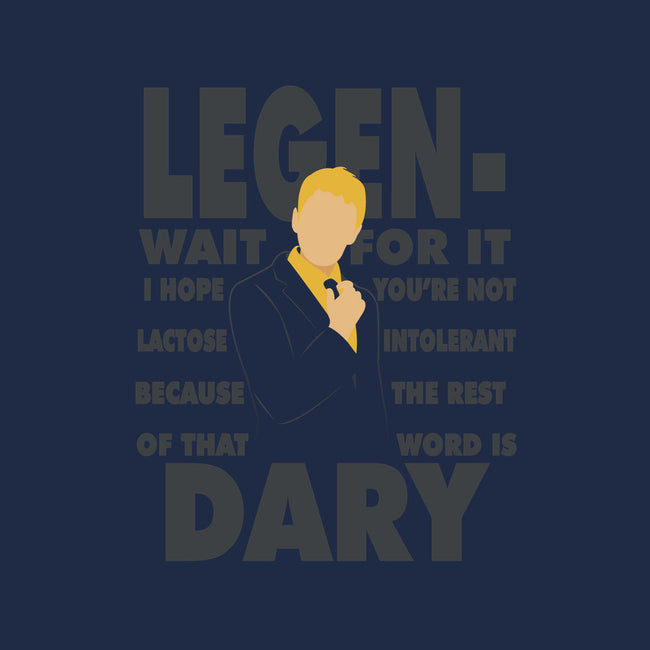 Legen-Wait for it-Dary-mens basic tee-beware1984