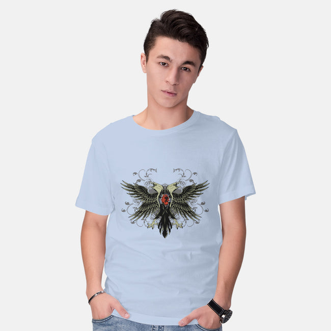 Loki Eagle-mens basic tee-Arson