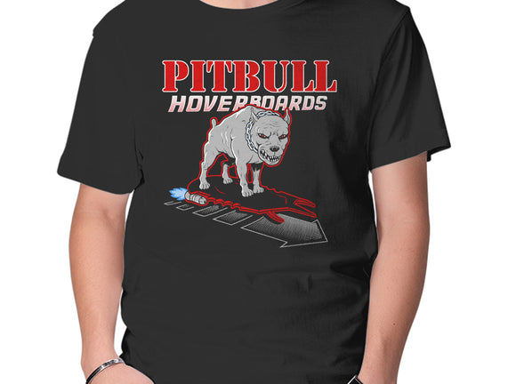 Pitbull Hoverboards