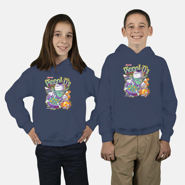 Piccol-O's-youth pullover sweatshirt-KindaCreative