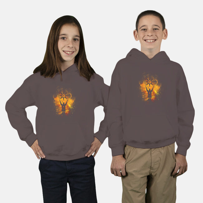 Praise the Sun-youth pullover sweatshirt-Donnie