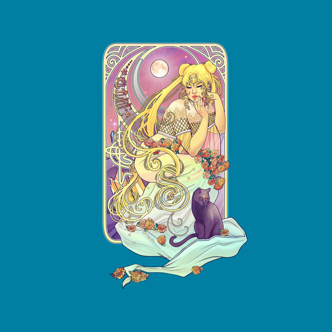 Princess Serenity-none glossy sticker-dailenogden