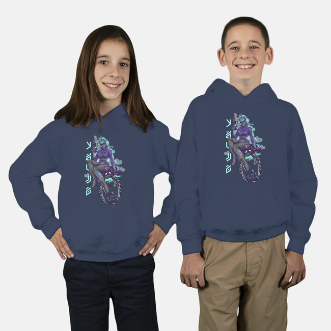 Proof Of Concept-youth pullover sweatshirt-steevinlove
