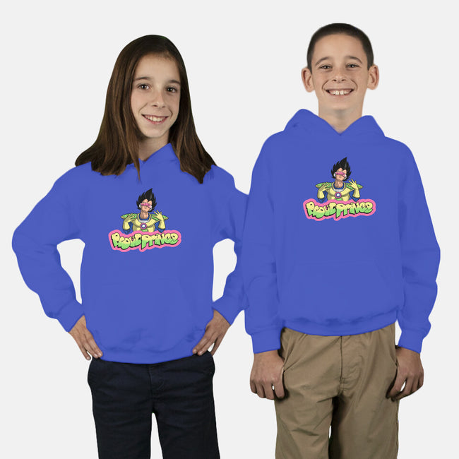 Proud Prince-youth pullover sweatshirt-punksthetic