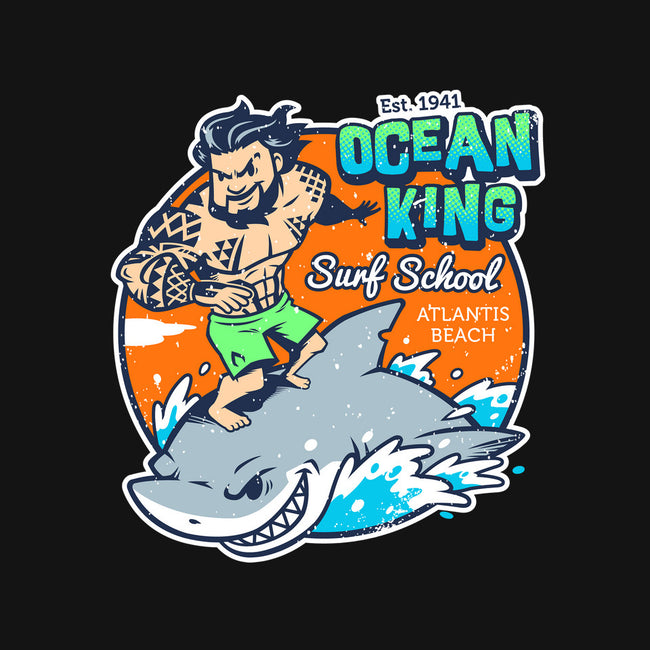Ocean King-none glossy sticker-Oktobear