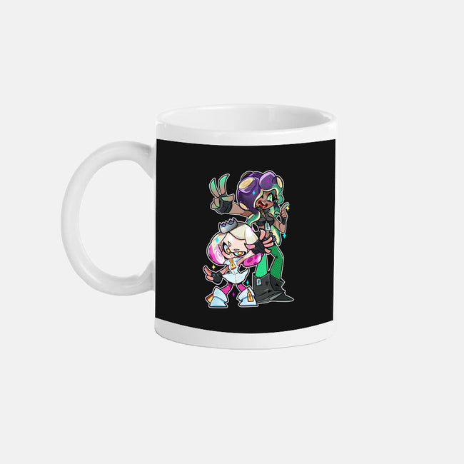 Off the Hook-none glossy mug-digitoonie