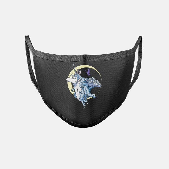 Old As The Sky, Old As The Moon-unisex basic face mask-KatHaynes