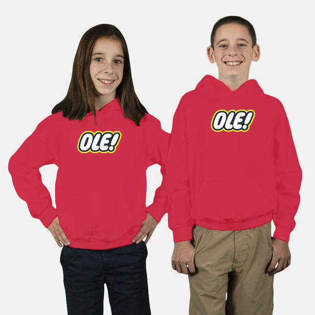 Ole!-youth pullover sweatshirt-inaco
