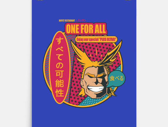 One for All Restaurant