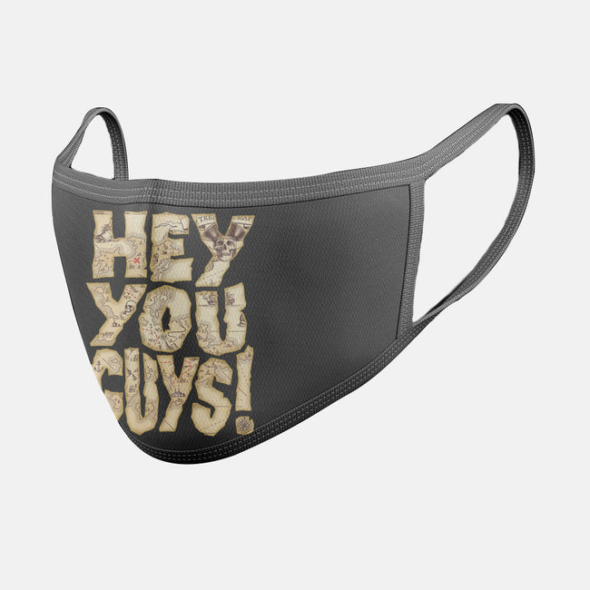 Our Map-unisex basic face mask-CoD Designs