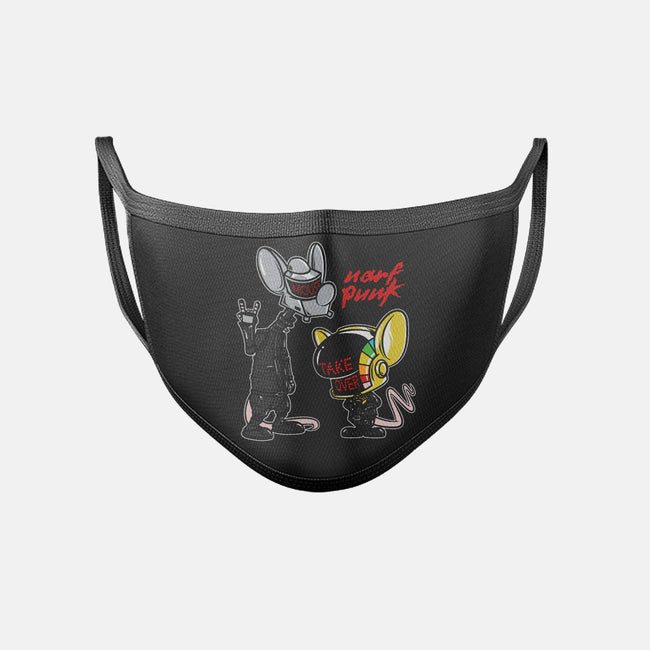 Narf Punk-unisex basic face mask-Italiux
